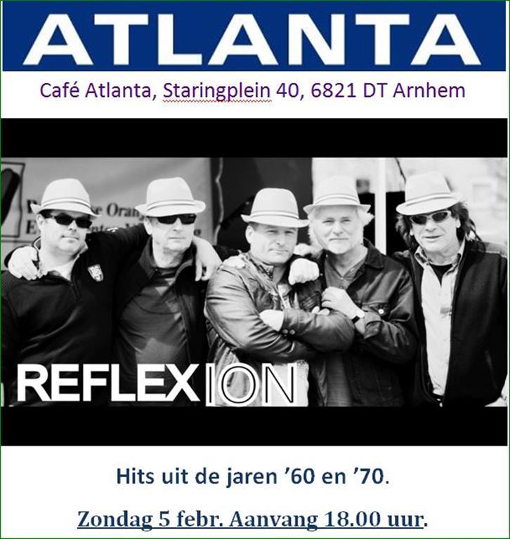 Uitnodiging Atlanta