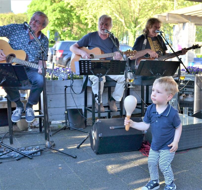 Grandcafé Oosterbeek (Fotografie Henk Verbeek)